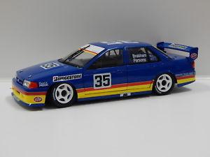 【送料無料】模型車 モデルカー スポーツカーフォードサンダウンジェフブラバムデビッドパーソンズ#118 ford eb falcon 1993 sandown 500 winner ge brabhamdavid parsons 35