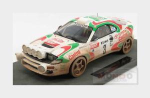 【送料無料】模型車 モデルカー スポーツカートヨタセリカグアテマラ#ラリーモンテカルロトップtoyota celica gt4 st185 3 winner rally montecarlo 1993 topmarques 118 top034ad