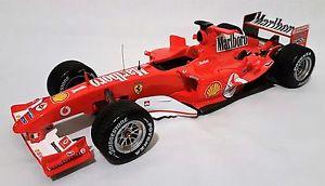 【送料無料】模型車 モデルカー スポーツカーエリートフェラーリミハエルシューマッハベルギーhotwheels elite n2078 ferrari f2004 michael schumacher 2004 belgium gp