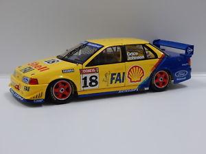 【送料無料】模型車 モデルカー スポーツカーフォードジョンソン#ビアンテ118 ford eb falcon 1994 tooheys 1000 agricesjohnson 18 biante bne0001