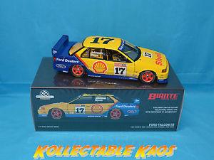 【送料無料】模型車 モデルカー スポーツカービアンテフォードファルコンジョンソンバサースト118 biante 1993 ford eb falcon johnsonbowe bathurst