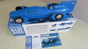 【送料無料】模型車 モデルカー スポーツカーキャンベル116 1933 campbell blue bird world speed record tin wind up toy 20 in schylling