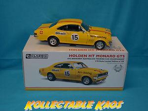 【送料無料】模型車 モデルカー スポーツカーホールデン118 classics 1972 bathurst atcc holden ht monaro beechey