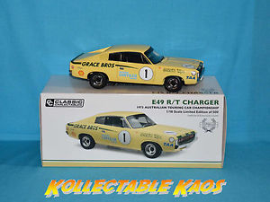 【送料無料】模型車 モデルカー スポーツカーチャージャー118 classics 1973 atcc valiant vh charger geoghegan