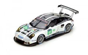 【送料無料】模型車 モデルカー スポーツカーポルシェルマンタンディporsche 911 rsr 91 lmgte pro lemans 2016 p pilet k estre n tandy