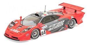 【送料無料】模型車 モデルカー スポーツカーマクラーレンチームマクラーレンルマンmclaren f1 gtr team lark mclaren 44 24 h lemans 1997 ktsuchiya anakaya