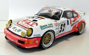 【送料無料】模型車 モデルカー スポーツカーグアテマラスケールグアテマラポルシェルマンgt spirit 118 scale resin gt104 porsche 911 964 rsr le mans 1994