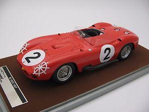 【送料無料】模型車 モデルカー スポーツカースケールマセラティマセラティルマン118 scale tecnomodel maserati 450s le mans 24h 1957tm1845a