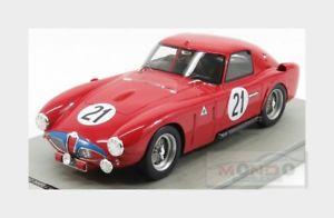 【送料無料】模型車 モデルカー スポーツカーアルファロメオ#ルマンalfa romeo 6c 3000 21 24h le mans 1953 sanesi carini tecnomodel 118 tm1848b m