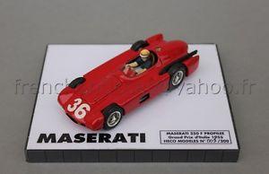【送料無料】模型車 モデルカー スポーツカーミニチュアマセラティマセラティイタリアヒココレクタプロファイリングc184 miniature 143 maserati 250 f gp profiled 36 italy 1955 heco collector