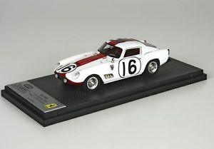 【送料無料】模型車 モデルカー スポーツカーフェラーリ#セブリング#デルアレンツモデルferrari 250tdf 16 12h sebring 1959 reed o039;dell arents bbr 143 bc56 model