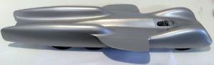 【送料無料】模型車 モデルカー スポーツカーボススケールメルセデスベンツシルバーbos 118 scale resin 213625 mercedes benz t80 rekordwagen silver