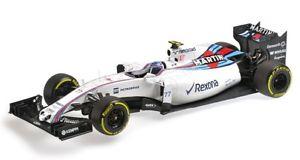 【送料無料】模型車 モデルカー スポーツカーウィリアムズメルセデスwilliams mercedes fw37 77 formula 1 2015 valtteri bottas