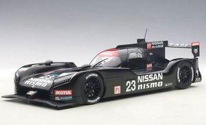 【送料無料】模型車 モデルカー スポーツカーニスモテストカールマンnissan gtr lm nismo nr 23 test car 24 h lemans 2015