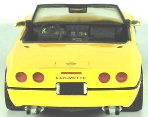 【送料無料】模型車 モデルカー スポーツカーコルベットスポーツモデルコンセプトシボレーシボレーcorvette 1980s vette chevy 1 chevrolet built 25 sport car 24 model 18 concept 12