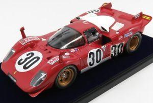 【送料無料】模型車 モデルカー スポーツカーフェラーリデイトナ#ferrari 512s 24h daytona 30 118 ls18_08d looksmart