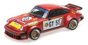 【送料無料】模型車 モデルカー スポーツカーポルシェグアテマラキロporsche 934 51 gt 2nd 300km nrnburgring 1976 toine hezemans