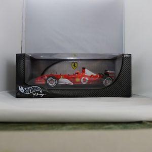 【送料無料】模型車 モデルカー スポーツカーフォーミュラフェラーリミハエルシューマッハー118, formula 1, ferrari f2003ga, michael schumacher