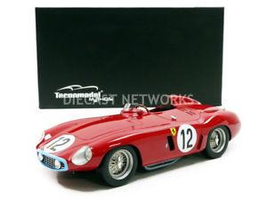 【送料無料】模型車 モデルカー スポーツカーミトスフェラーリモンツァルマンtecnomodel mythos 118 ferrari 750 monza le mans 1955 tm1846b