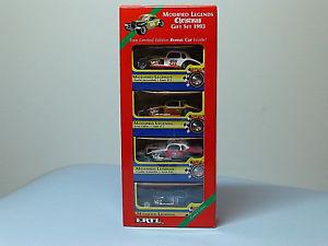 【送料無料】模型車 モデルカー スポーツカーナツメグカークリスマススケールertl nutmeg modified legends five car christmas gift set 1993 164 scale