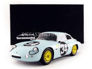 【送料無料】模型車 モデルカー スポーツカーミトスアルファロメオルマンtecnomodel mythos 118 alfaromeo giulietta sz coda tronca le mans 1963