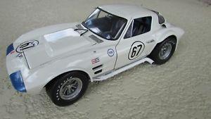 【送料無料】模型車 モデルカー スポーツカーコルベットグランドスポーツレース#ペンスアメリカexoto 1964 corvette grand sport race car 67 rodger penske road america 500 118