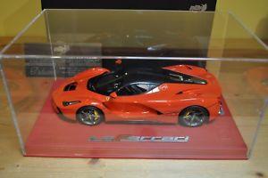 【送料無料】模型車 モデルカー スポーツカーデラックスフェラーリフェラーリレッドディノレッドベースレザーショーケースbbr deluxe ferrari ferrari red dino red dino 118 base leather showcase