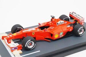 【送料無料】模型車 モデルカー スポーツカーガソリンフェラーリブラジルグランプリ#シューマッハマルボロ143 bbrgasoline qr 21 ferrari f12000 brazil gp 2000 3 mschumacher marlboro