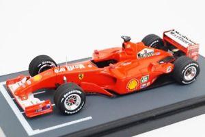 【送料無料】模型車 モデルカー スポーツカーガソリンフェラーリオーストラリア#シューマッハマルボロ143 bbrgasoline qr24 ferrari f2001 australia gp 2001 1 mschumacher marlboro