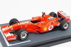 【送料無料】模型車 モデルカー スポーツカーガソリンフェラーリテストフィオラノマルボロ143 bbrgasoline qr32 ferrari f2001 test fiorano 2002 marlboro