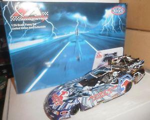 【送料無料】模型車 モデルカー スポーツカーツールホワイトゴールド#nhra whit bazemore 2006 matco tools white gold dodge charger 124 rcca 125 1