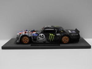 【送料無料】模型車 モデルカー スポーツカーフォードムスタング##ケンブロックトップ