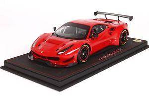 【送料無料】模型車 p18123e モデルカー スポーツカーフェラーリグアテマラロッソコルサferrari 488 488 モデルカー gt3 rosso corsa 118 p18123e bbr, アダチグン:fa95b0b5 --- pixpopuli.com