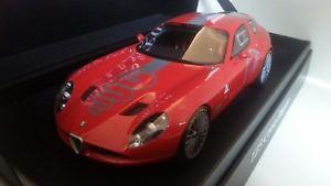 【送料無料】模型車 モデルカー スポーツカーアルファロメオコルサコレクションモデルalfa romeo tz3 corsa zagato mr collection 118 resin model rare