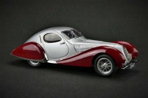 【送料無料】模型車 モデルカー スポーツカータルボットラーゴクーペコンポジション#ティアドロップ#cmc talbotlago coup t150 css figoni amp; compositions 034;teardrop034; 193739 118