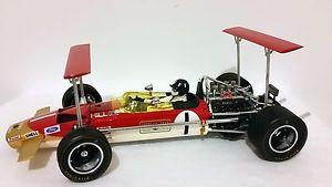 【送料無料】模型車 モデルカー スポーツカーロータスグラハムヒルアフリカグランプリexoto gpc97008 lotus 49b graham hill 1969 south african grand prix