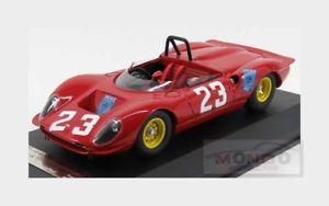 【送料無料】模型車 モデルカー スポーツカーフェラーリディノクモ#キロモンツァモデルディノferrari dino 206s spider adez mixi 23 100km monza 1969 mg model 118 dino118072