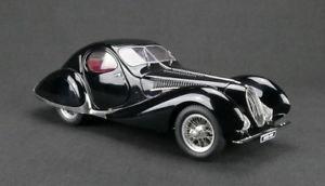 【送料無料】模型車 モデルカー スポーツカークーペティアドロップ#ブラック