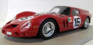 【送料無料】模型車 モデルカー スポーツカースケールフェラーリルマン#technomodel 118 scale resin tm1816b ferrari 250 gt breadvan 1962 le mans 16