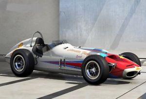【送料無料】模型車 モデルカー スポーツカーレースカーフェラーリグランプリビンテージインディスポーツrace car inspiredby ferrari gp f 1 vintage indy 500 sport 24 1960 18 gto 12 1962