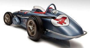 【送料無料】模型車 モデルカー スポーツカーインディレースカーフォードビンテージモデルindy gp f 1 race car ford built 1964 25 500 vintage 18 model 24 midget 43 t 12 a