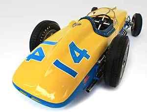 【送料無料】模型車 モデルカー スポーツカーフェラーリビンテージカーレースインディスポーツgp f inspiredby ferrari 1 vintage race car indy 500 18 1962 sport 24 12 gto 43