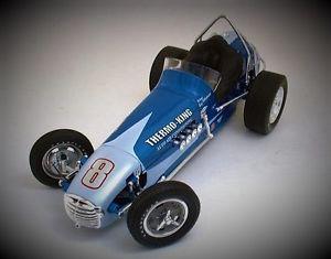 【送料無料】模型車 モデルカー スポーツカーフォードレースグランプリインディミゼットスプリントビンテージ1 car inspiredby ford race gp f indy 500 midget 43 sprint 24 vintage 12 1960s 18