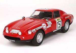 【送料無料】模型車 モデルカー スポーツカーフェラーリツアードフランスferrari 275 gtb tour de france 118 bbr1829 bbr