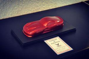 【送料無料】模型車 モデルカー スポーツカーバイパースピードフォームジュリアン118 viper speed form sculpture gen5 20132017 by julien ouvier