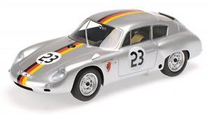 【送料無料】模型車 モデルカー スポーツカーポルシェカレラアバルトグランプリporsche 358 b 1600 gs carrera gtl abarth nr 23 2nd grand prix solitude 1962