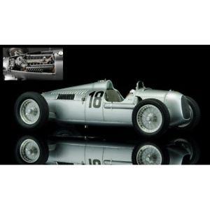 【送料無料】模型車 モデルカー スポーツカーオートユニオンニュルブルクリンクモデルauto union typ c n18 winner eifel nurburgring 1936 b rosemeyer 118 models