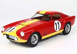 1959 lemans 11 【送料無料】模型車 モデルカー bbr tdf 118 car スポーツカーフェラーリルマン#ferrari 250 24h bbr1836