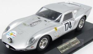【送料無料】模型車 モデルカー スポーツカーフェラーリクーペ#ツアードフランスモデルferrari 250gt drogo coupe ch2735 174 tour de france 1963 mg model 118 mggar36