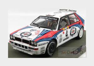 【送料無料】模型車 モデルカー スポーツカーランチアデルタ#lancia delta hf integrals 4 winner montecarlo 1992 topmarques 112 tmr1201a mo